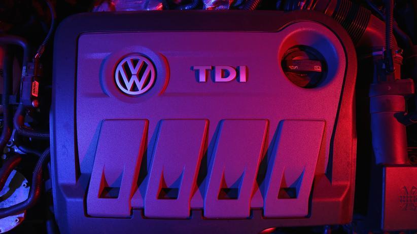 Volkswagen: Dieser Dieselmotor eines Volkswagen Passats ist vom Abgasskandal betroffen.