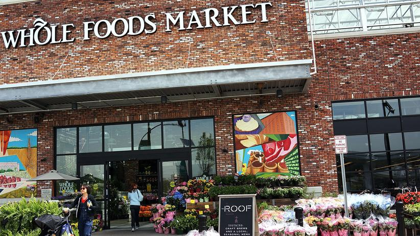 Lebensmittelbranche: Eine Filiale von Whole Foods in Brooklyn