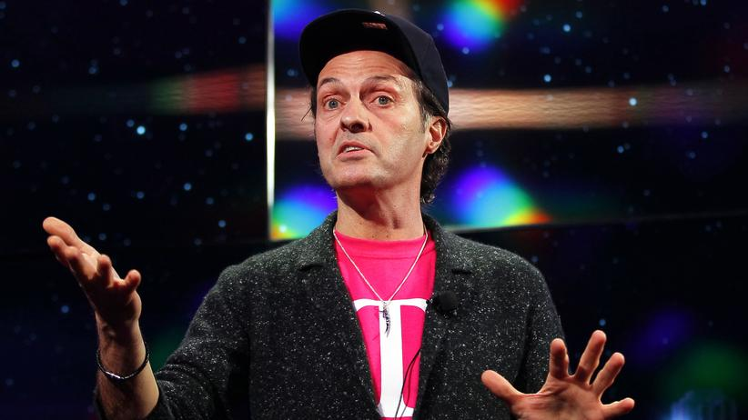 Telekom: US-Chef von T-Mobile, John Legere