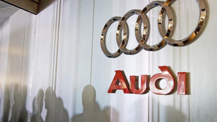 Audi Vorstand Logo