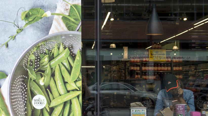 Übernahme: Amazon und Google bauen Geschäft mit Lebensmitteln aus