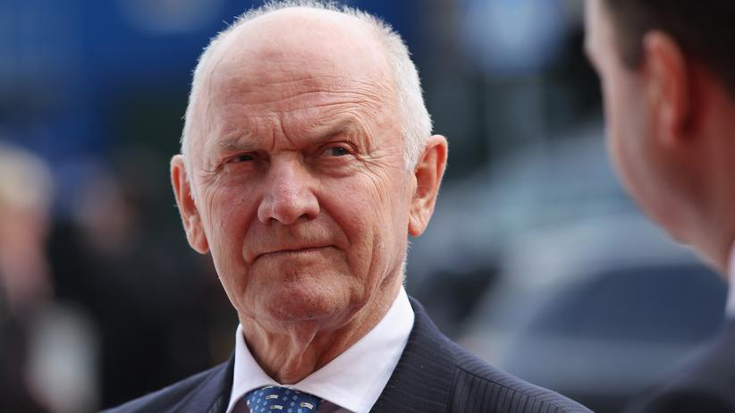 Volkswagen: Der frühere Aufsichtsratsvorsitzende von Volkswagen, Ferdinand Piëch, im April 2012