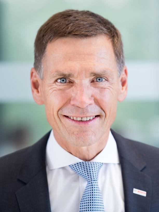 Industrie 4.0: Bosch-Geschäftsführer Christoph Kübel