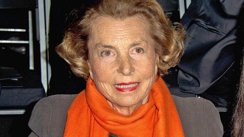 Liliane Bettencourt L'Oreal