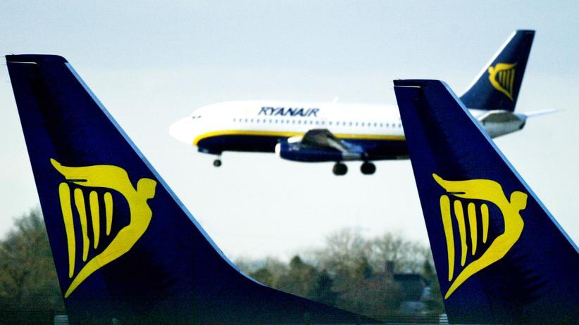 Ryanair Flüge Streichen