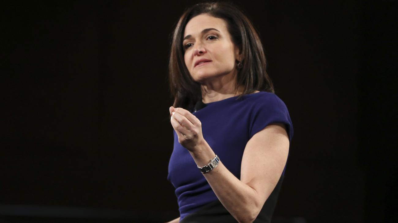 """""""Option B"""": Sheryl Sandberg über Verlust und Trauer"""