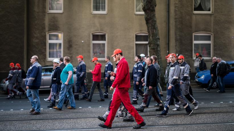 Thyssenkrupp: Streit um den Stahl