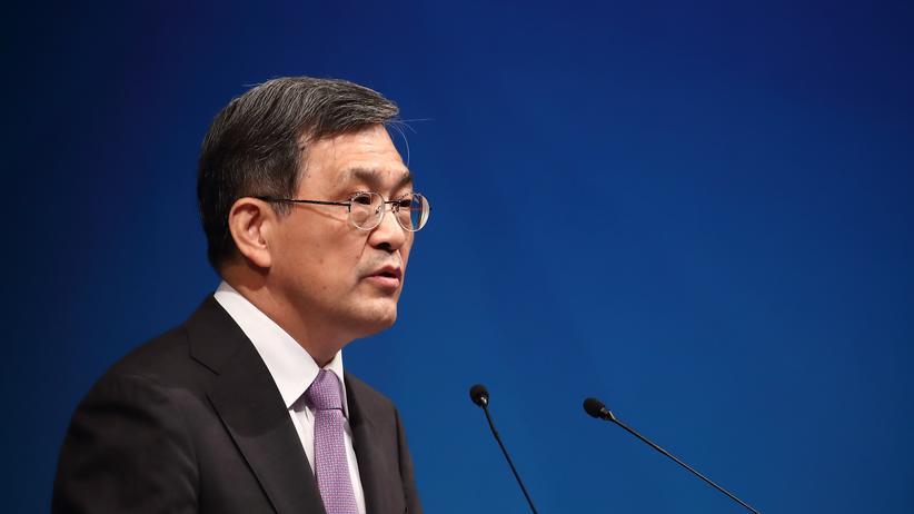 Kwon Oh Hyun: Samsung-Chef kündigt Rücktritt an