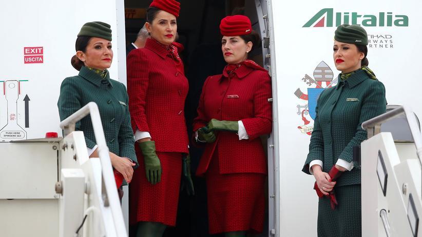 Sieben Gebote für Alitalia auch von der Lufthansa