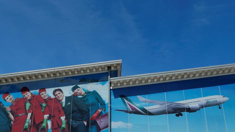 Fluglinie: Verkauf von Alitalia zieht sich hin