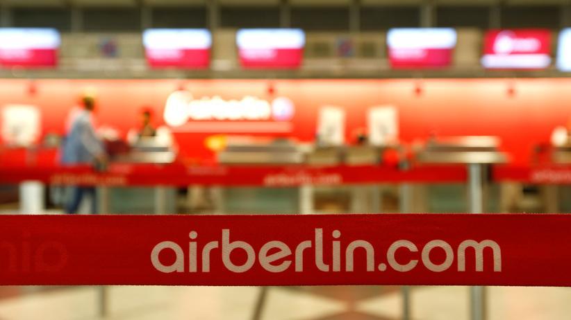 Air Berlin: Vereinigung Cockpit bereitet Klage vor