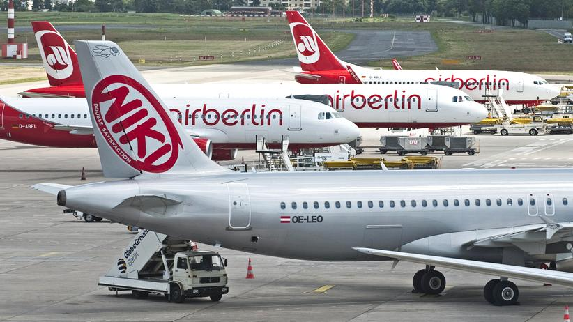 Air Berlin: Niki stellt Flugbetrieb ab sofort ein