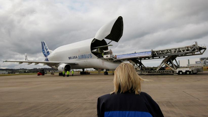 Luftfahrt: Airbus sichert sich Rekordauftrag