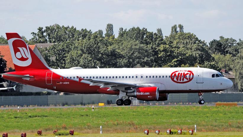 Air-Berlin-Tochter Niki stellt Flugbetrieb ein: