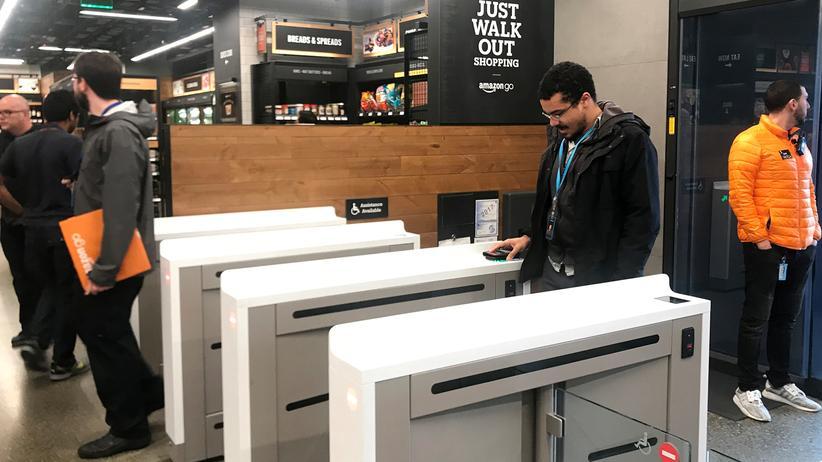 Seattle: Amazon eröffnet ersten Supermarkt – ganz ohne Kassen