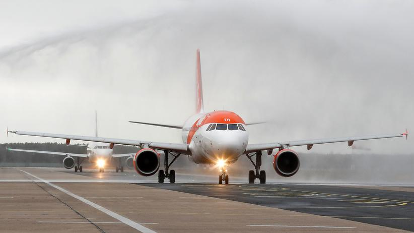 Flughafen Berlin-Tegel: EasyJet will Passagierzahl in Deutschland verdoppeln