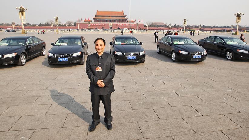 Li Shufu: Chinesischer Milliardär wird größter Einzelaktionär bei Daimler