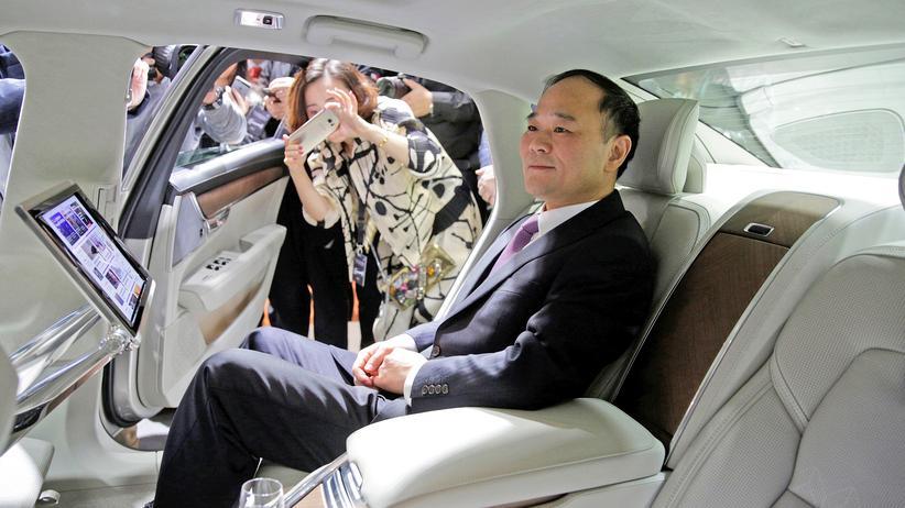 Daimler: Chinesischer Investor will nicht in den Aufsichtsrat