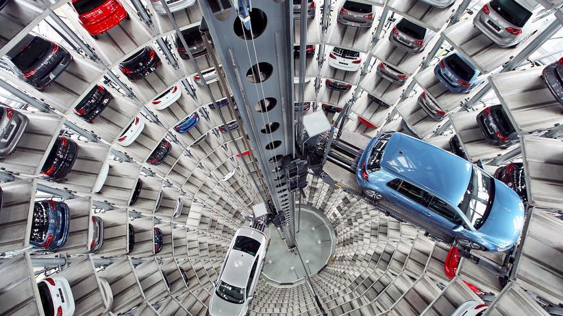 Volkswagen: VW erzielt Rekordergebnis