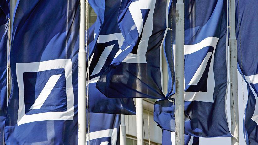Deutsche Bank: Eine Verzweiflungstat