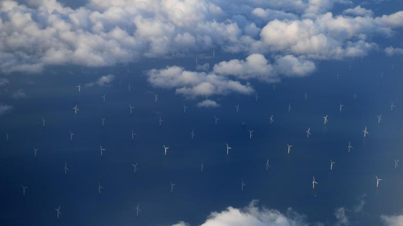 RWE Innogy: Windpark an der britischen Küste