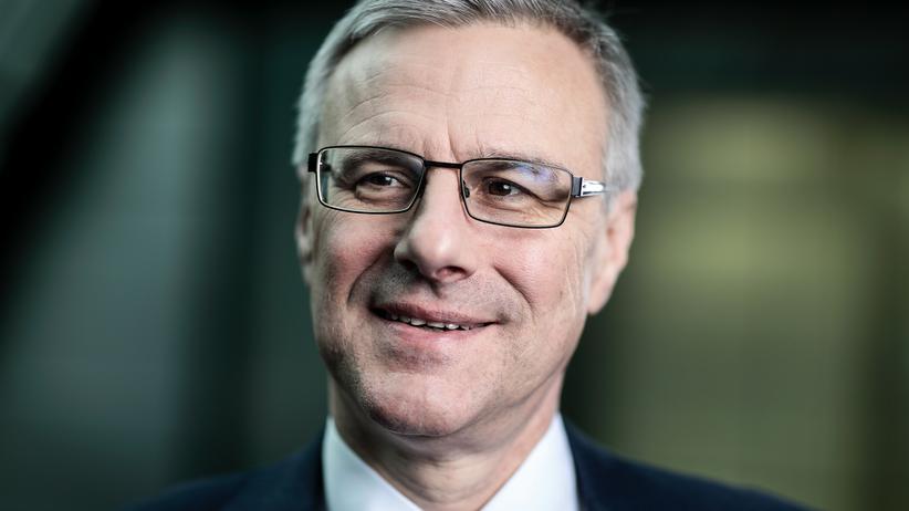 Adecco: Alain Dehaze, Vorstandsvorsitzender der Adecco-Gruppe
