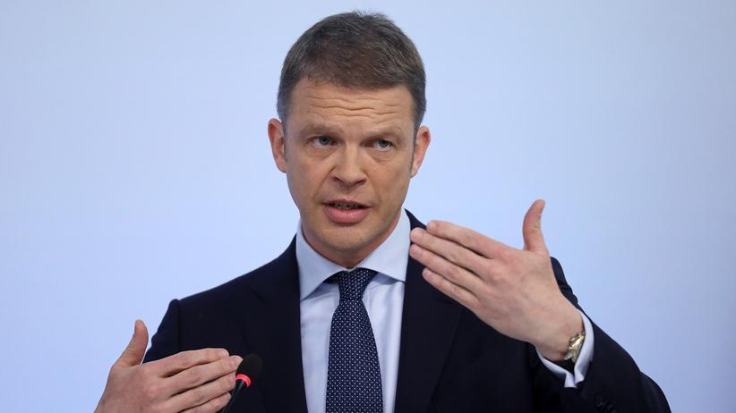 """Deutsche Bank: Sewing appelliert an """"Jägermentalität"""" seiner Mitarbeiter"""