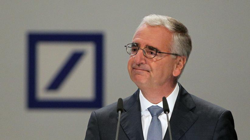 Deutsche Bank: Wer ist hier der Boss?