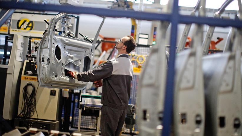 Eisenach: Opel-Werken droht Stellenabbau
