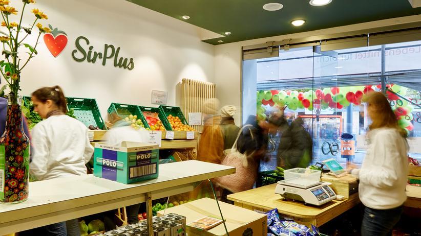 Food-Outlet: Nach bio und vegan kommt jetzt gerettet