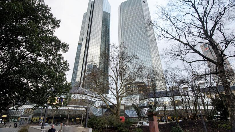 Stellenabbau: Deutsche Bank schrumpft ihr Investmentbanking