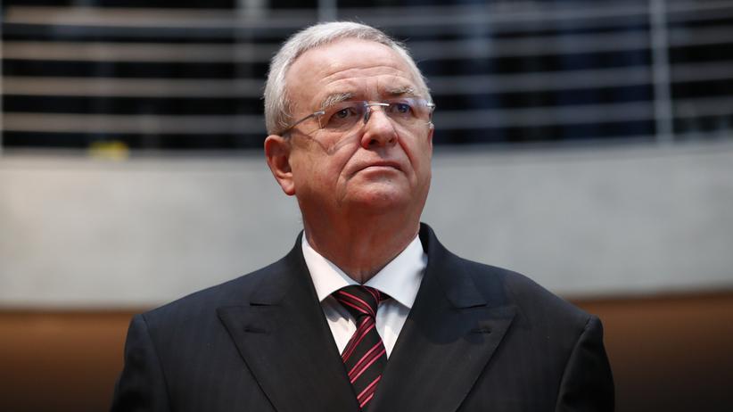 Abgasskandal: US-Justiz klagt ehemaligen VW-Chef Winterkorn an