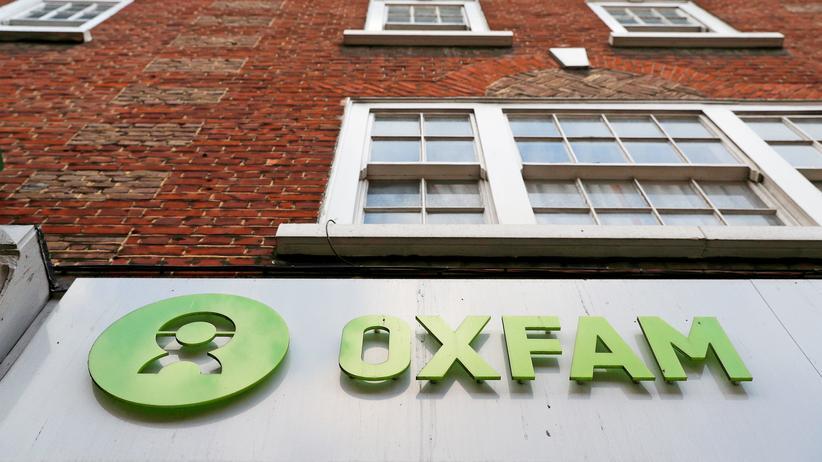 Mark Goldring: Britischer Oxfam-Chef tritt zurück