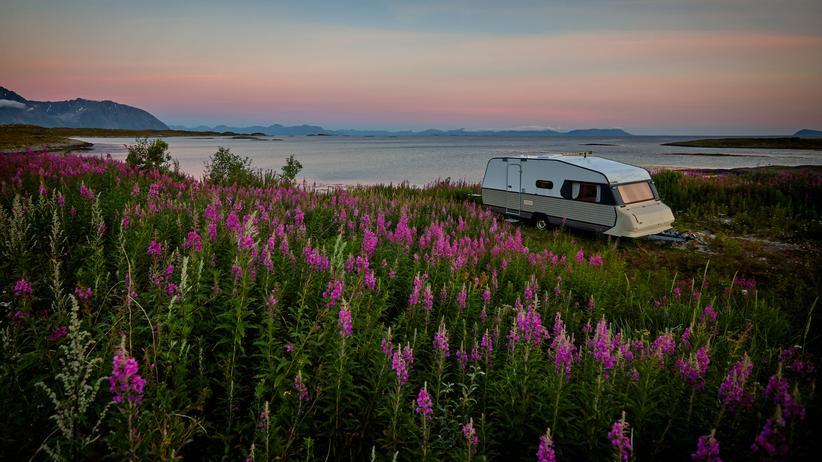 Wohnmobil: Der Caravan ist jetzt cool