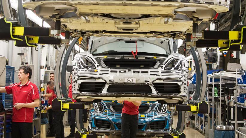 WLTP: Porsche schränkt Verkauf von Neuwagen ein