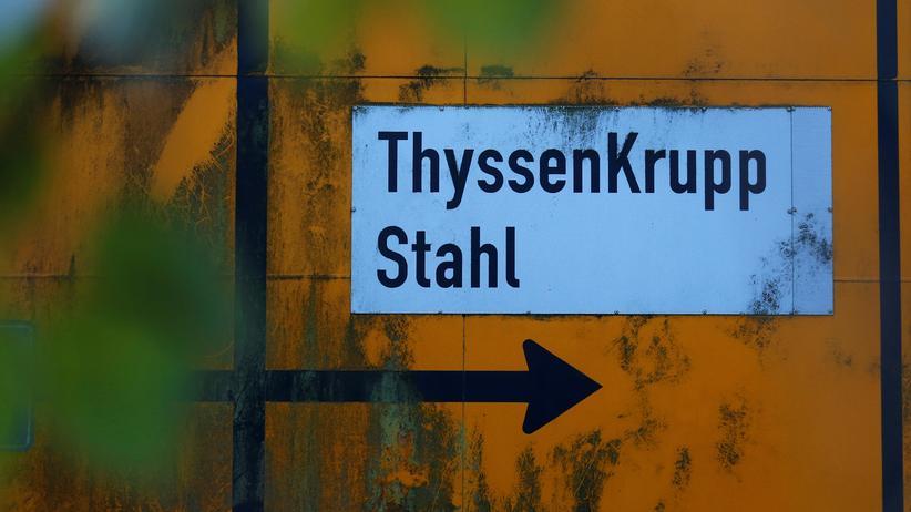Stahlindustrie: Thyssenkrupp stimmt Fusion mit Tata zu