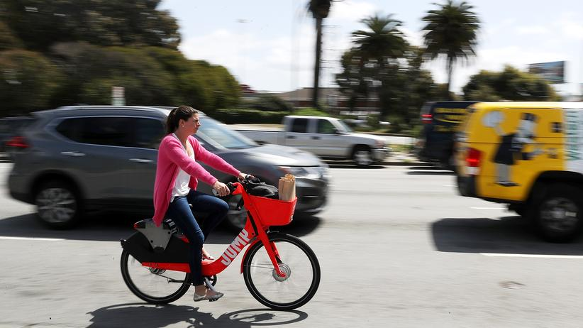 Elektromobilität: Uber bringt Elektrofahrräder nach Berlin