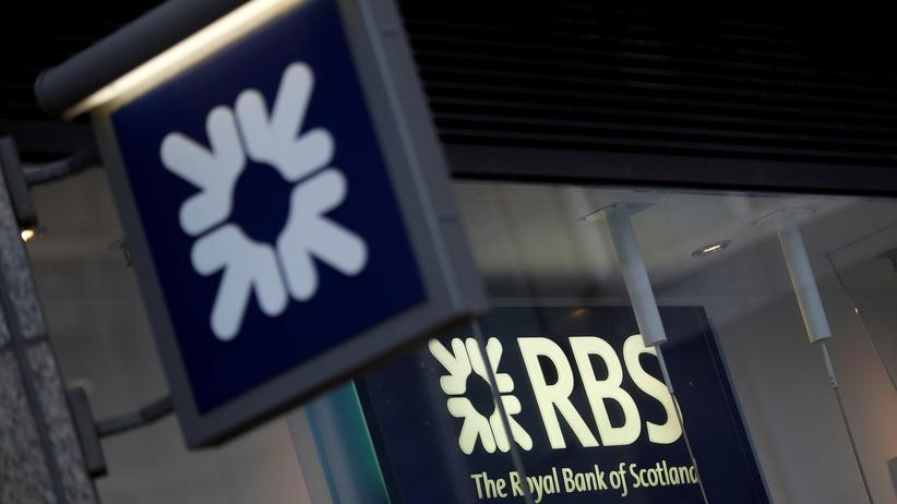 Finanzkrise: Milliardenstrafe für Royal Bank of Scotland
