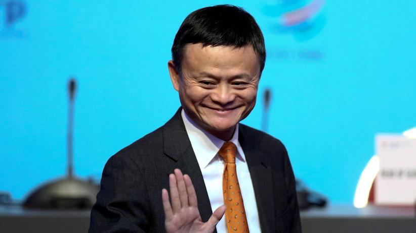 China: Ma bleibt wohl doch noch länger an der Spitze von Alibaba