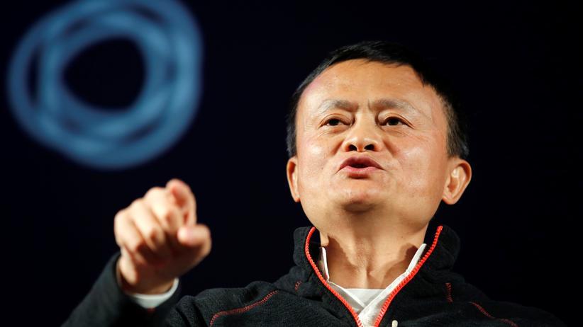 Gründer: Jack Ma zieht sich aus seinem Unternehmen zurück.