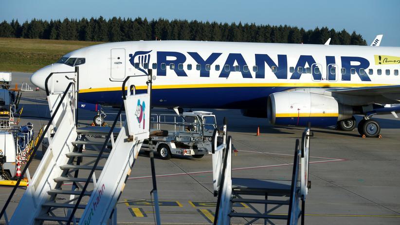 Fluglinie: Ryanair-Piloten streiken in sechs EU-Staaten