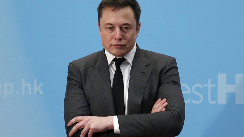 Tesla: Elon Musk tritt als Verwaltungsratschef zurück