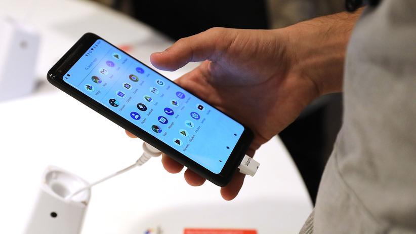 Handy-Apps: Google will Smartphoneanbieter für Apps zahlen lassen