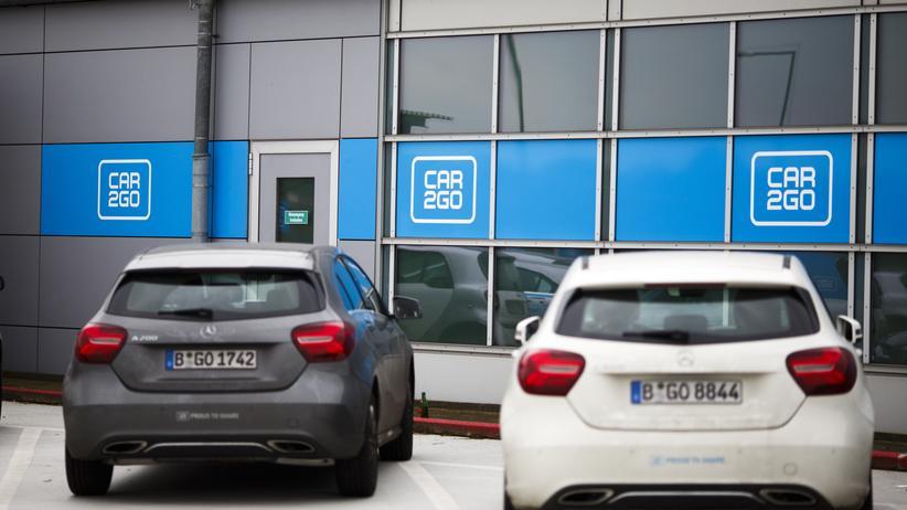 Car2go und DriveNow: Diese Stadt ist zu klein für uns beide