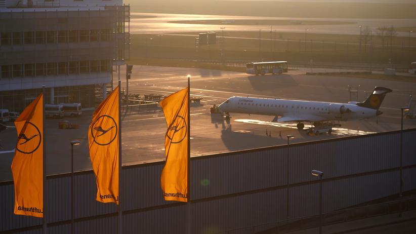 Luftfahrt: Auch 2018 konnte Lufthansa die Zahl der Flugausfälle nicht reduzieren.