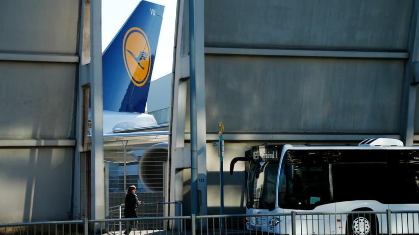 Luftfahrt: Lufthansa verzeichnet 60 Flugausfälle pro Tag