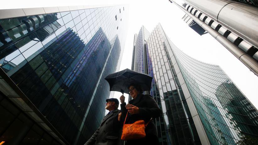 Brexit: Britische Unternehmen erhalten immer weniger Aufträge