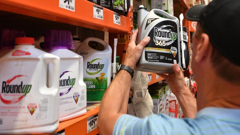 Glyphosat: US-Richterin will Strafe gegen Monsanto verringern