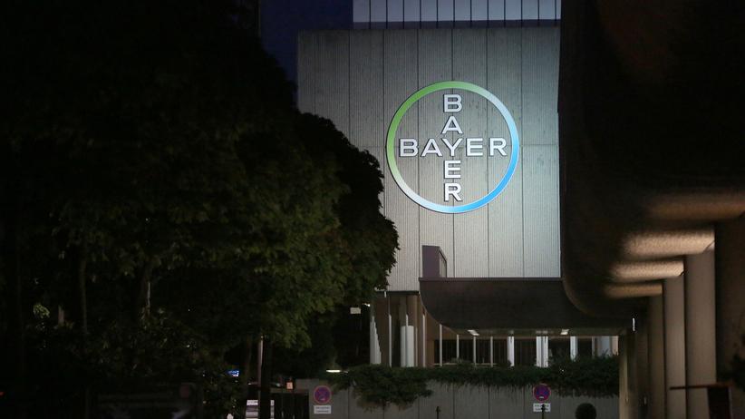 Pharmakonzern: Das Bürogebäude der Bayer Pharma AG in Berlin