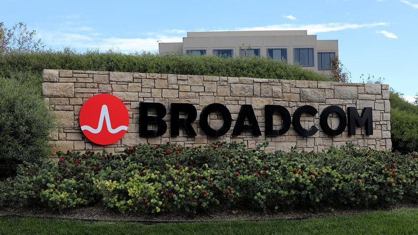 Broadcom: Sitz von Broadcom im kalifornischen Irvine